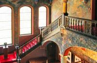 Wnętrze Domu Hauptmanna
