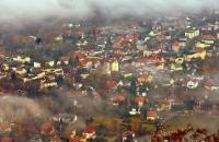 Sobieszów - Zdjęcie lotnicze - Link